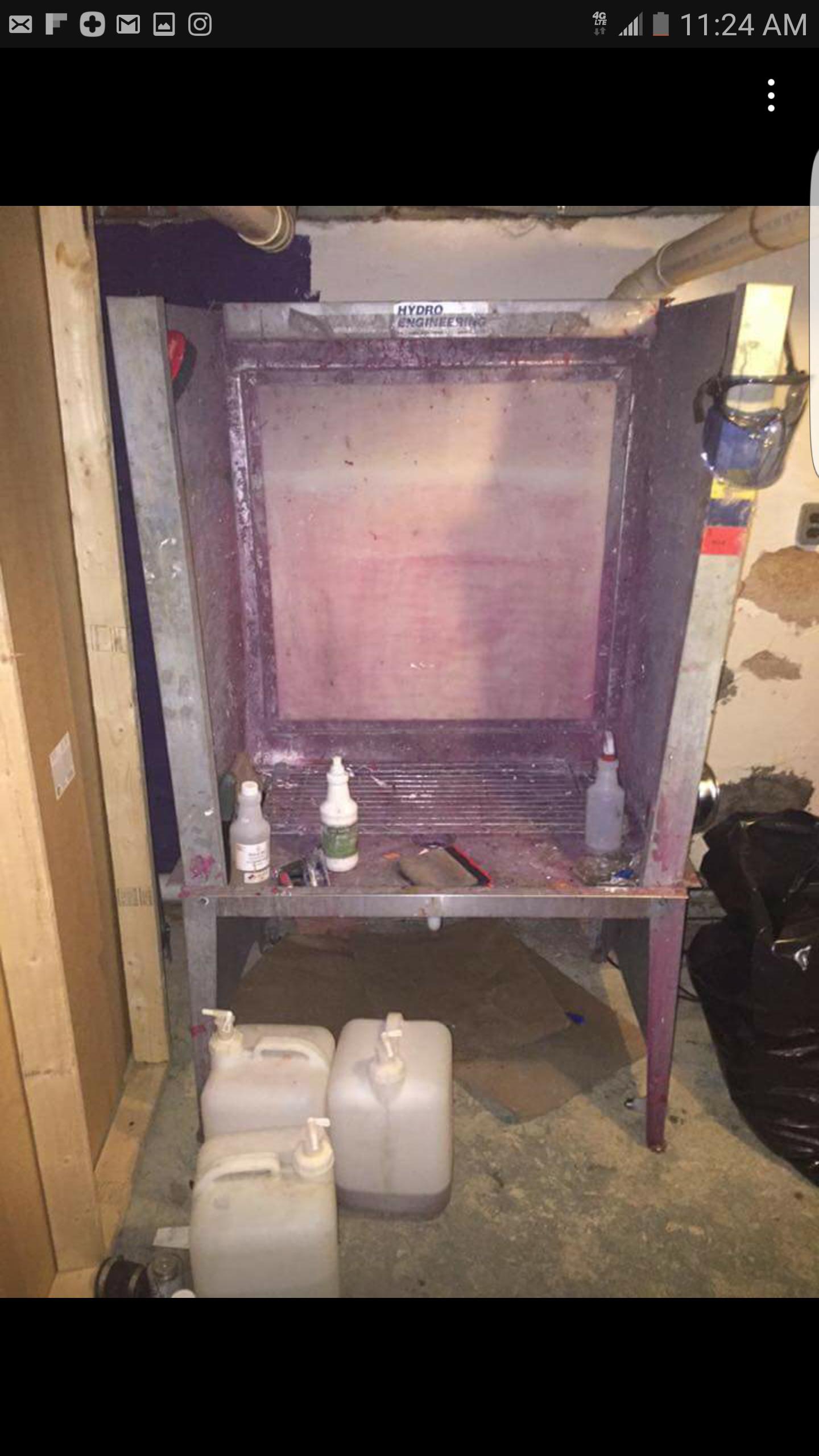 Pressure Washer Gun >> Manual screen printing shop for sale