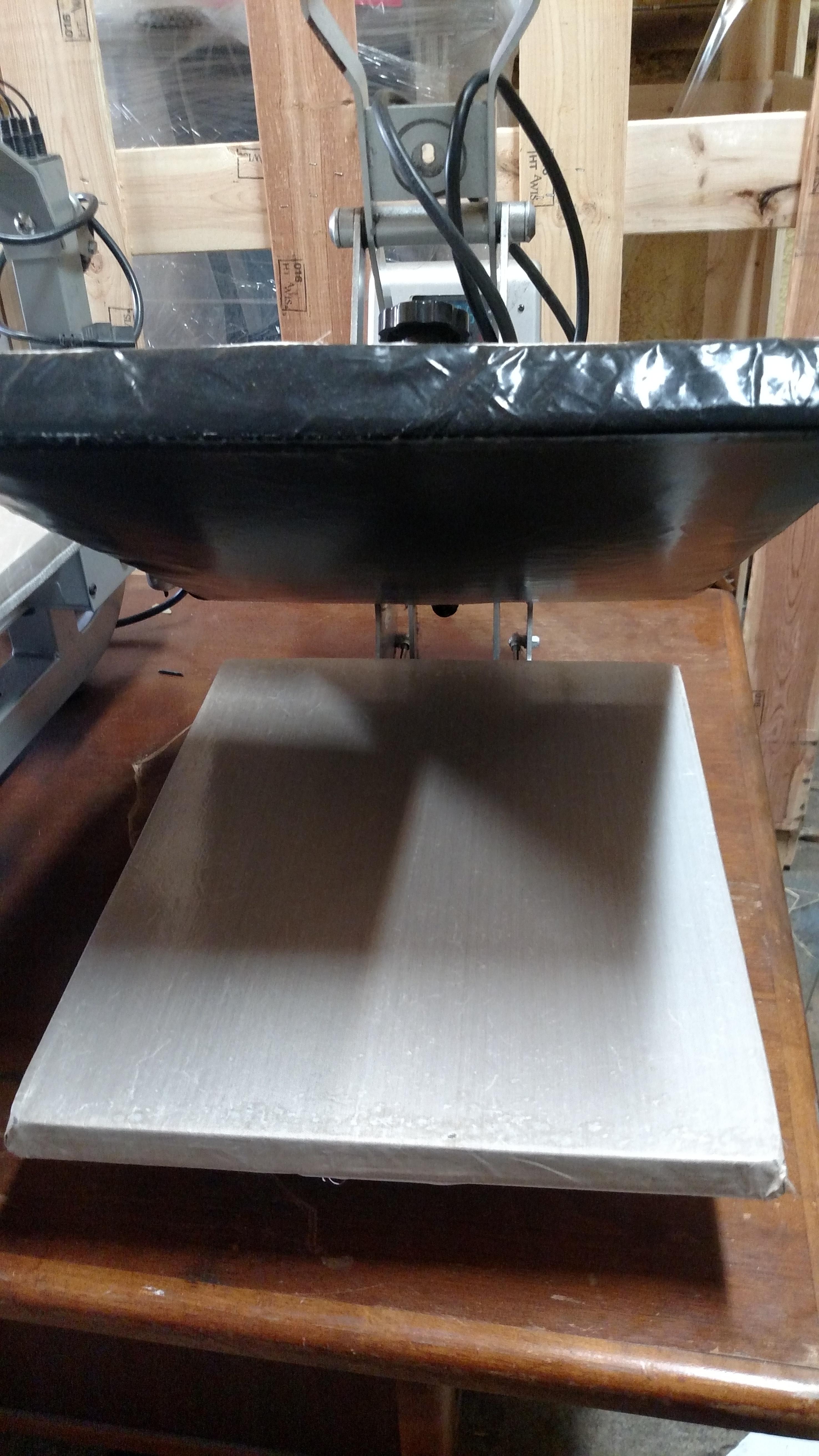 Heat Press: Used Hotronix Heat Press For Sale
