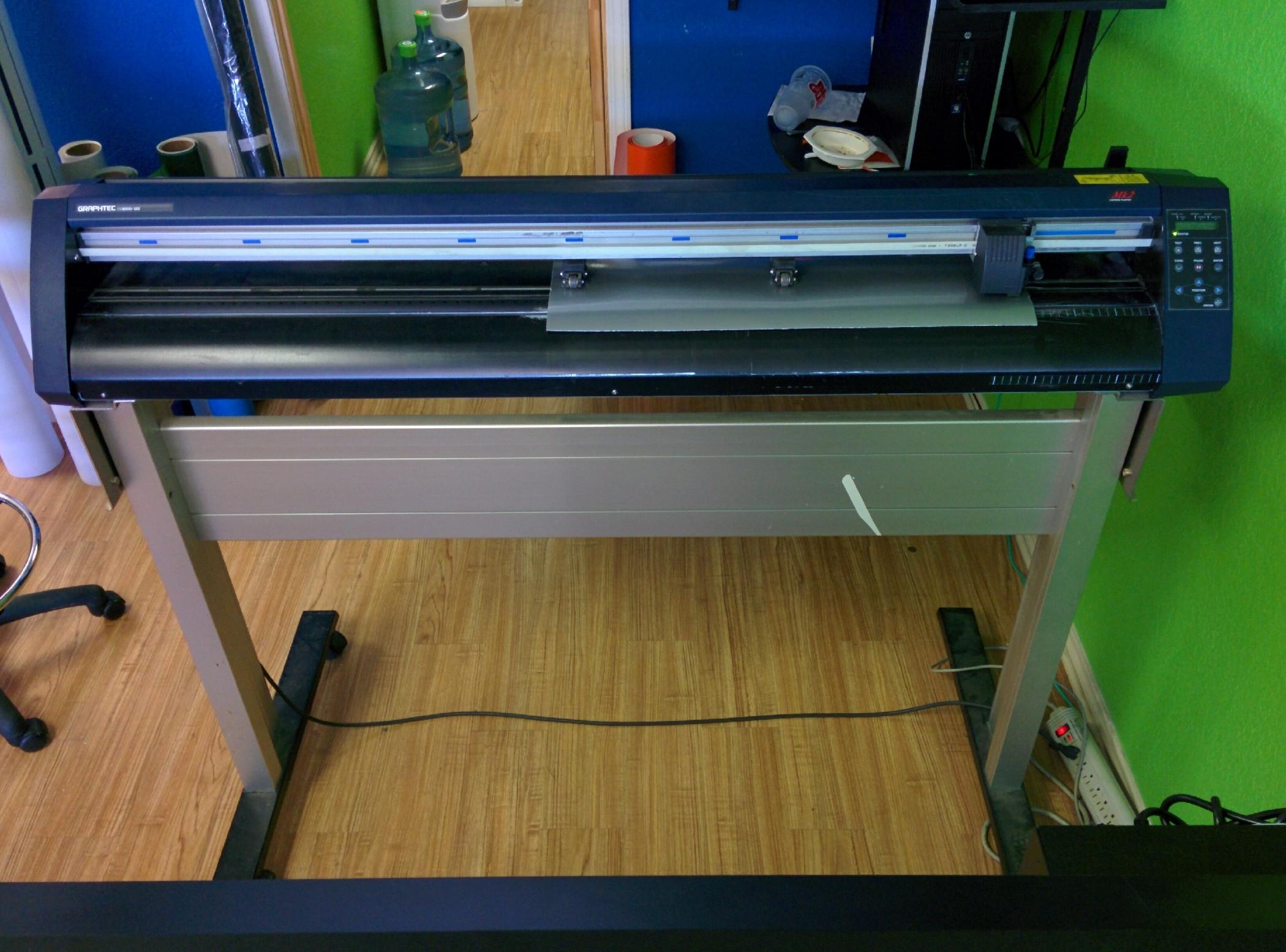 Roland Versacamm 30 Digital Printerplotter