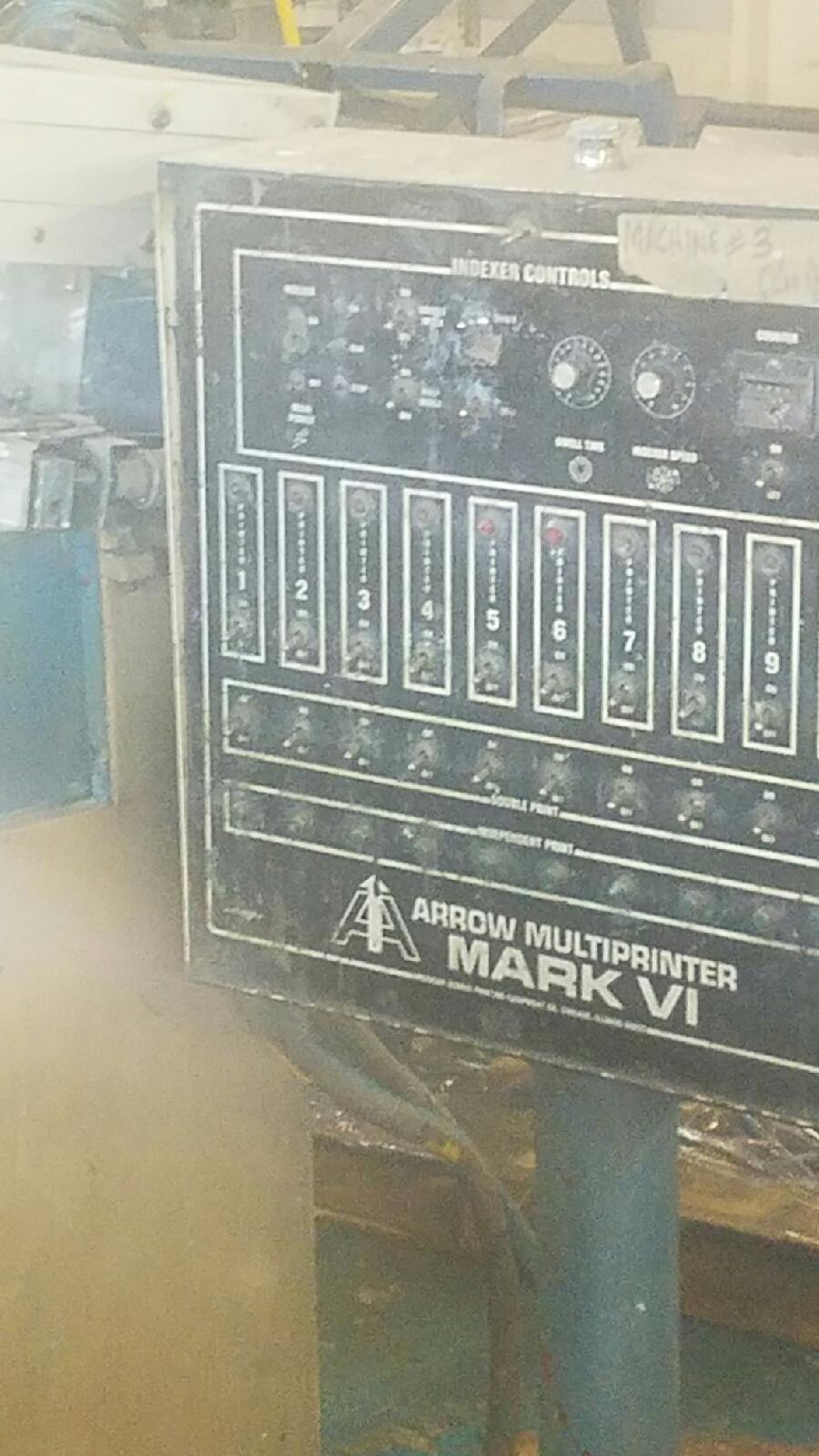 Arrow Multiprinter Mark Vi Used For Sale Best Offer