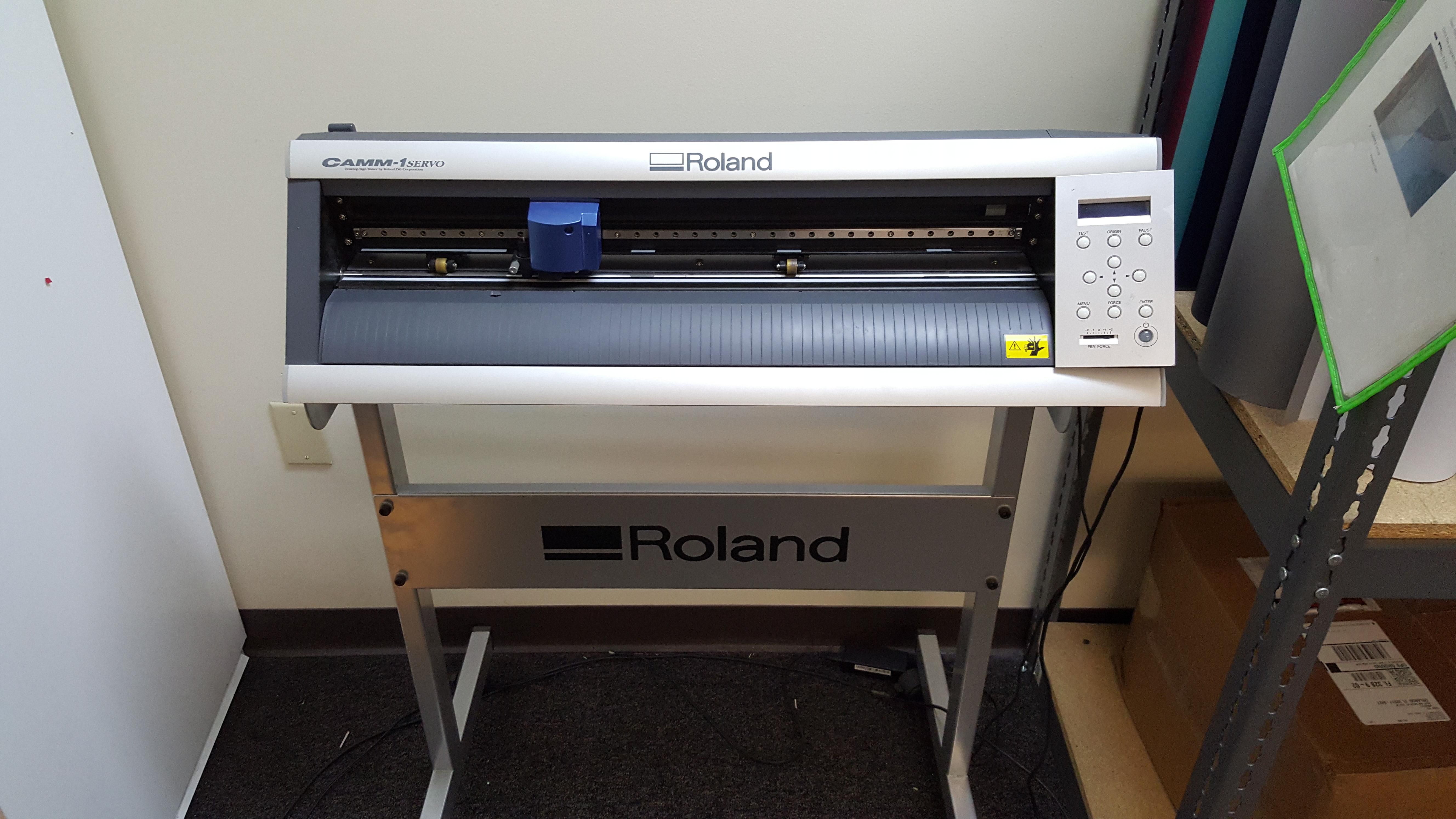 Roland Gx24 Vinyl Cutter