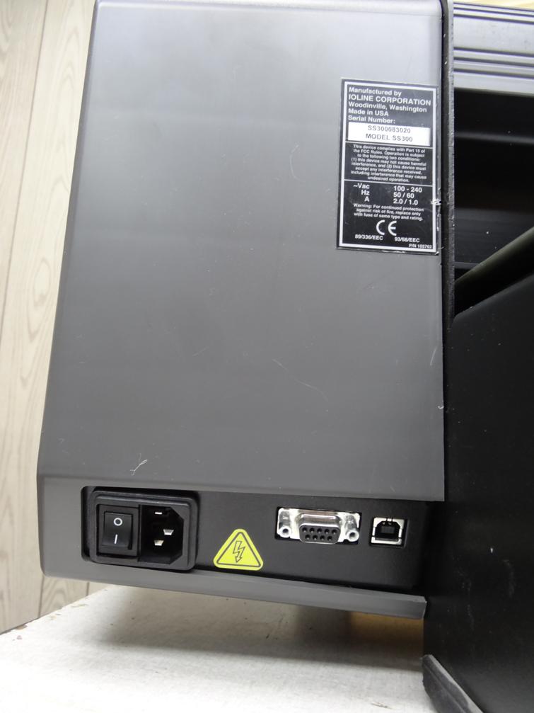 Ioline 300 Applique Fabric Cutter