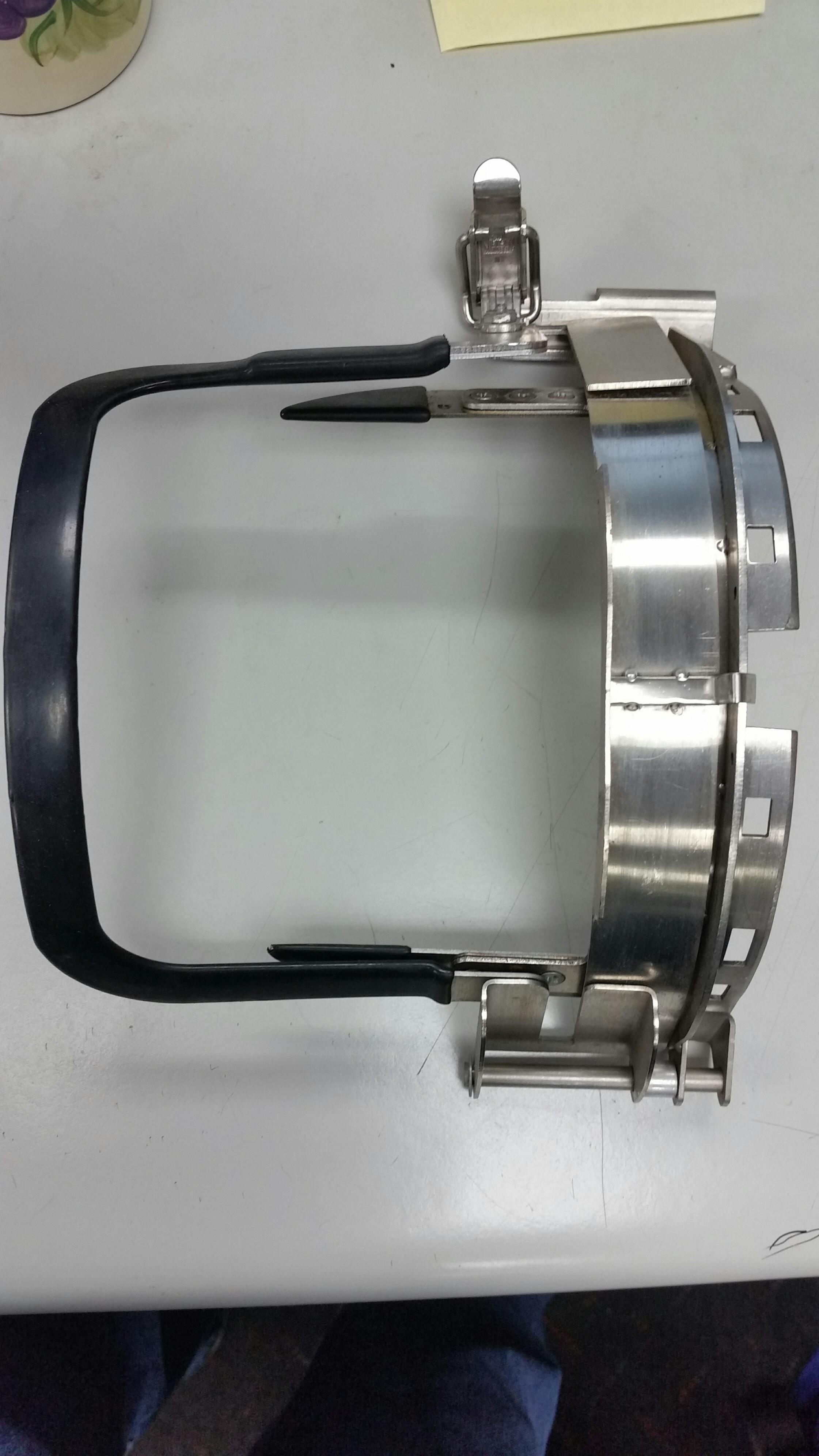 Ems Hooptech Cap Frame