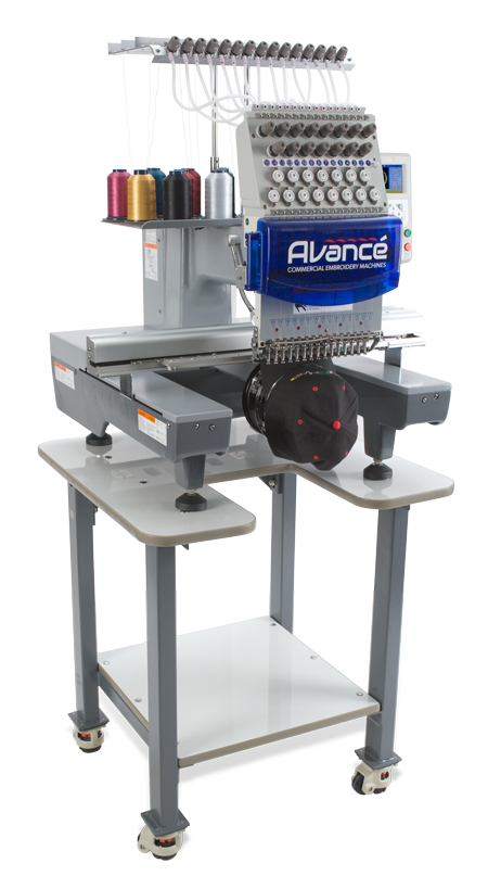 Avance 1501C Embroidery Machines For Sale! 6 Available