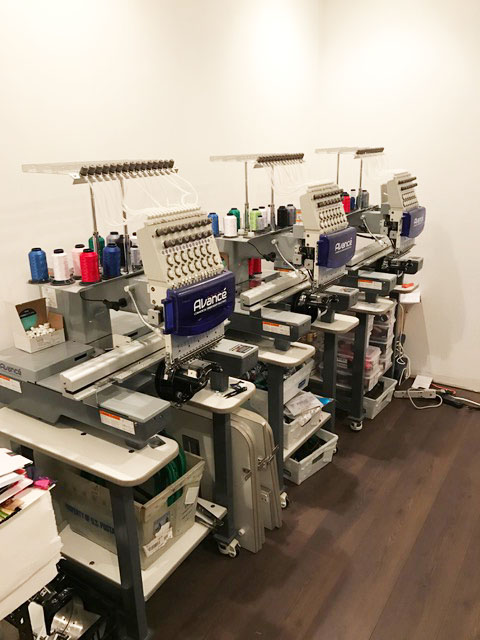 Used Embroidery Machines For Sale >> Avance 1501C Embroidery Machines for Sale! 6 Available