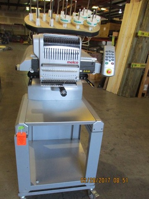 emt16 embroidery machine