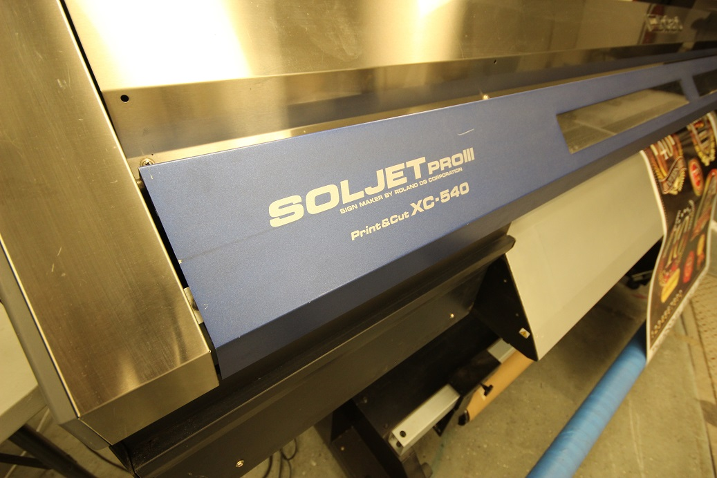 Roland Soljet Pro Iii Xc 540