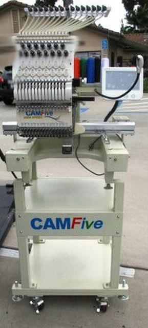 Camfive Cfse Dm1501 Embroidery Machine Rtr 7051101 01