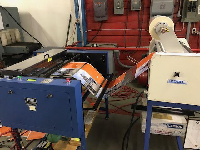 November 30th Printing, Mailing, Packaging, Bindery