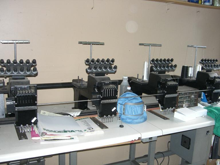 melco superstar embroidery machine