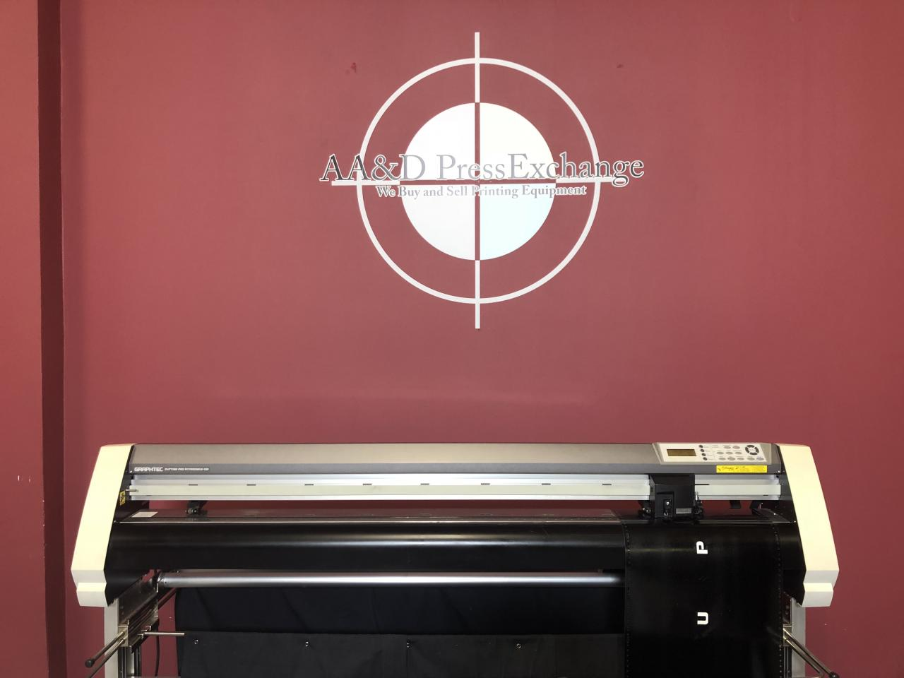June 26th Used Printing Equipment Auction - AA&D PressExchange