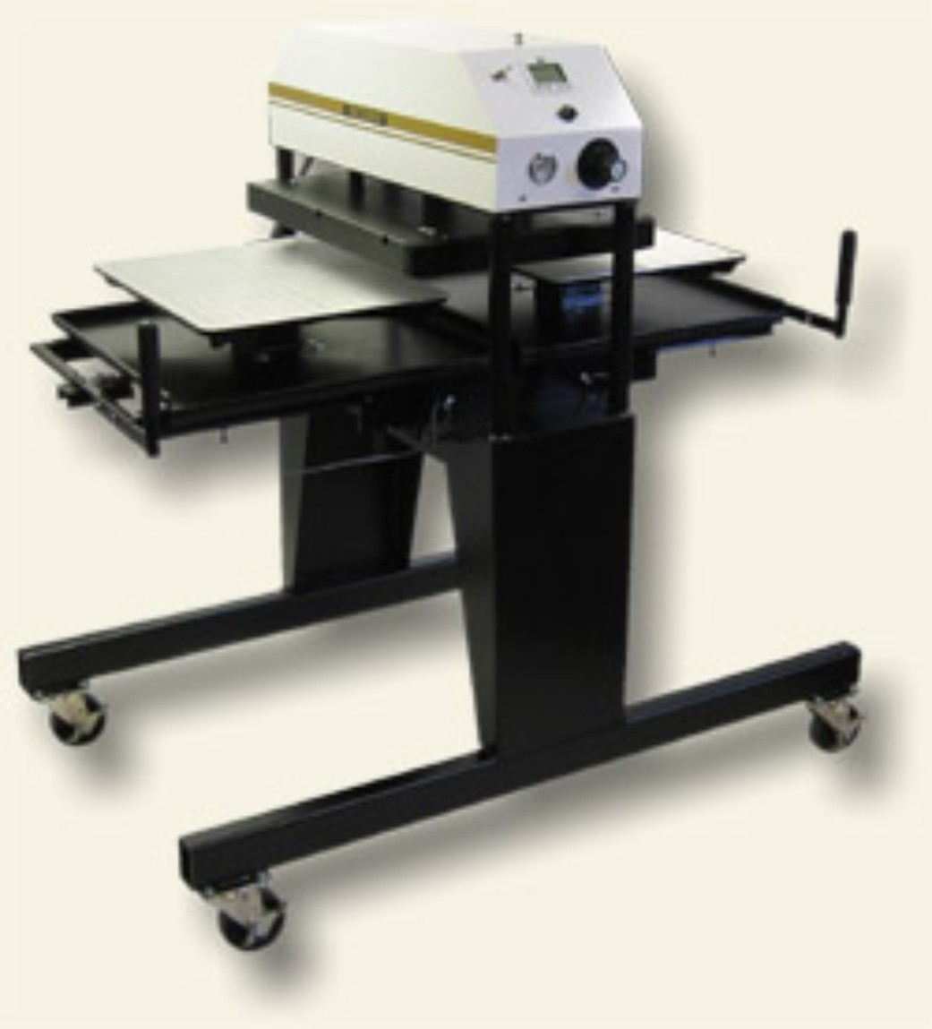 press embossing machine