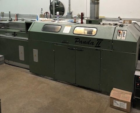 December 13th A-1 Enterprises Printing Equipment Auction