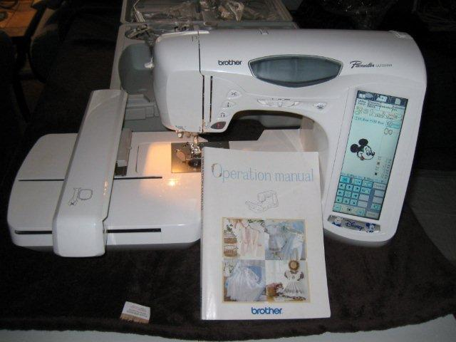 ULT2003D Brother sewing machine FOR SALE