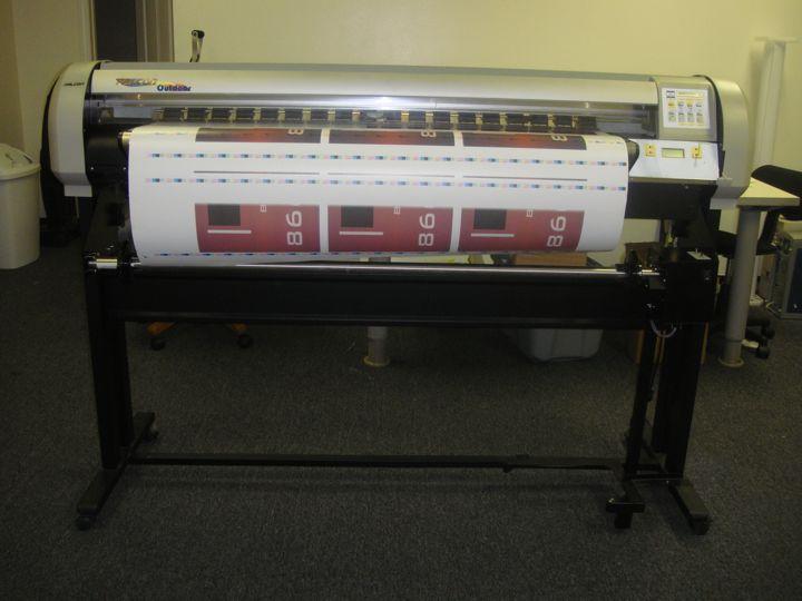 Mutoh Vinyl Cutter Vinyl Plotter 1800