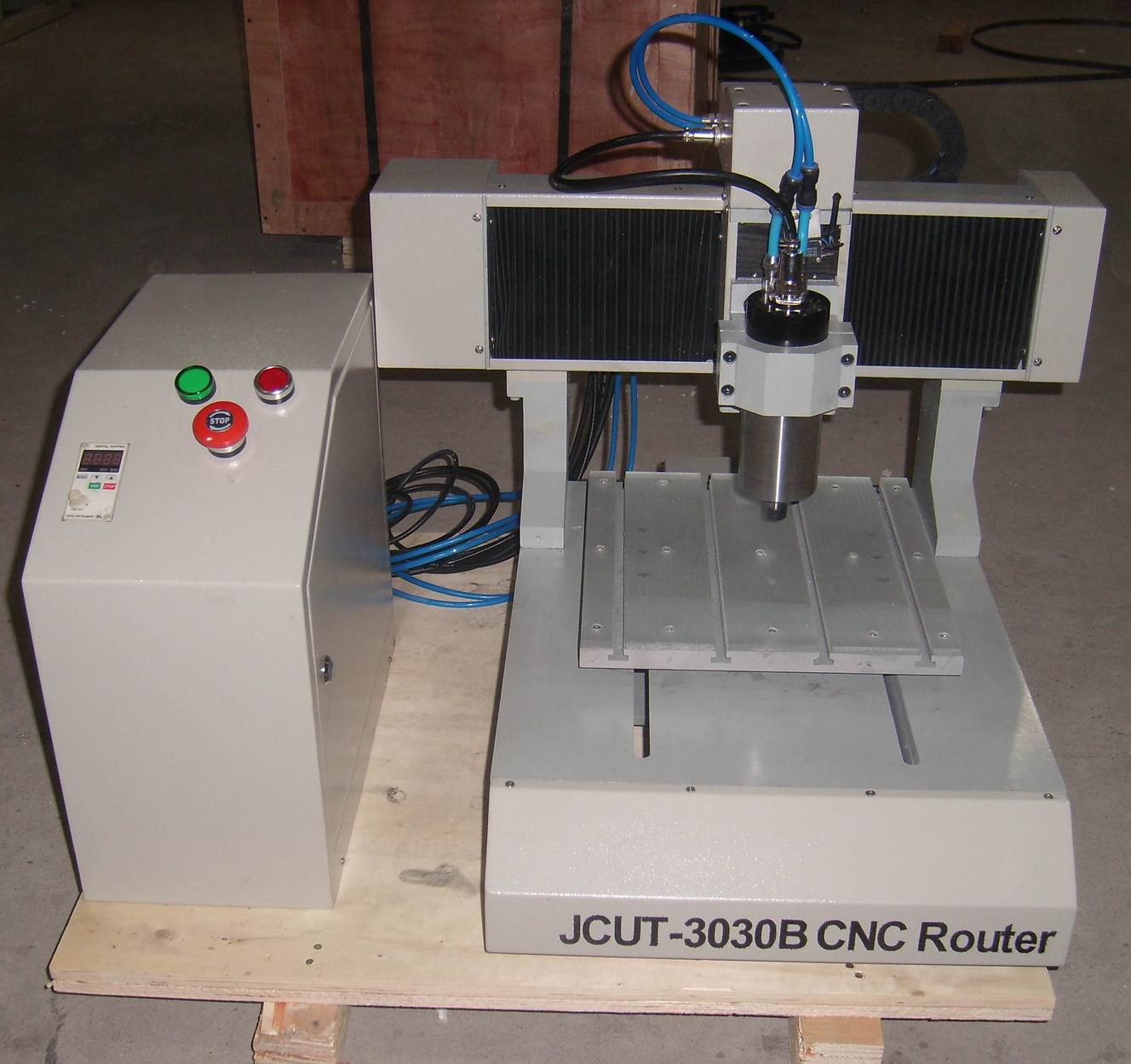 Jcut Cnc Router And Laser Engraving Machine