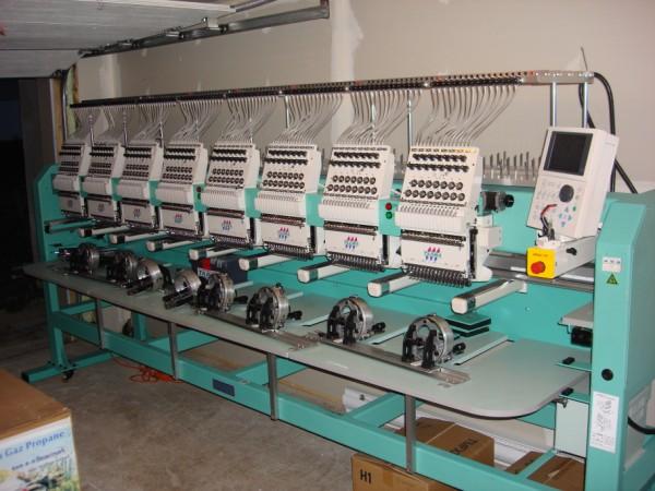Tajima Embroidery Machine For Sale