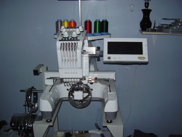 Baby Lock Embroidery Machine for sale